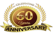 60 years Anniversary - P Fahey & Son